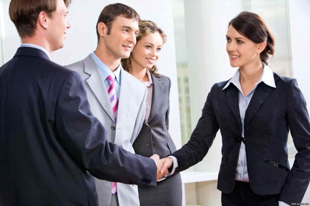 как начать знакомство на переговорах